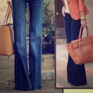 BANANA REPUBLIC Trouser Denim Flare Leg Jean